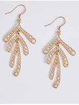 M&S Collection Layered Earrings