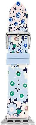 Kate Spade Floral Silicone Apple Watch Strap