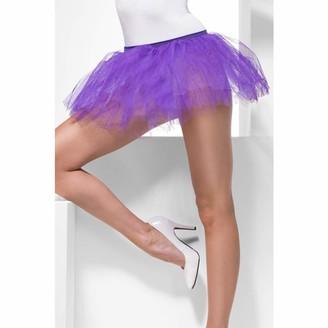 Fever Women's Tutu Underskirt 4 Layers 30Cm Long in Display Pack