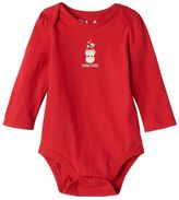 Baby Girl Jumping Beans® Snow Cute Snowman Graphic Bodysuit