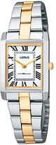 Lorus RTA03AX9 Women's Two-Tone Bracelet Strap Watch, Gold/Silver