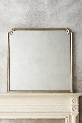 Anthropologie Aperture Mirror By in Grey Size XS