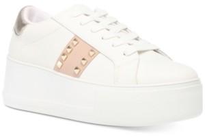 Steve Madden Women's Pingo Studded Flatform Sneakers