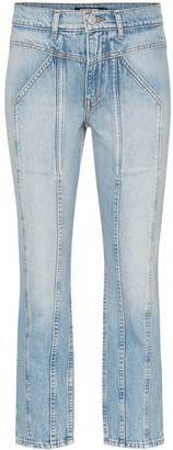 Adaptation Rider cropped skinny jeans