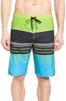 O'Neill Men's O-Neill Hyperfreak Transfer S-Seam Board Shorts