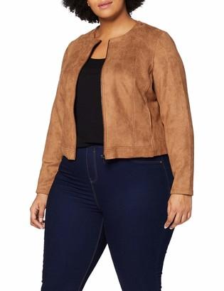 SIMPLY BE Women's Ladies Suede Jacket