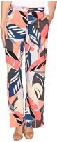 Vince Camuto Modern Tropics Wide Leg Pants