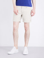 Polo Ralph Lauren Classic-fit mid-rise stretch-cotton shorts