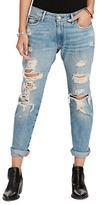 Denim & Supply Ralph Lauren Grove Skinny-Fit Boyfriend Jeans