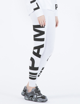 Perks And Mini White Text Leggings
