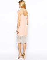 Asos Lace Hem Cami Slip Dress