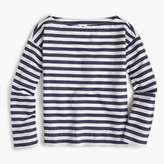 Thomas Mason Collection for J.Crew boatneck top
