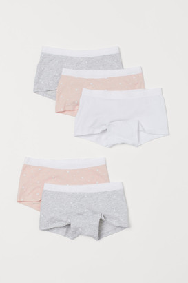 H&M 5-Pack Cotton Boxers