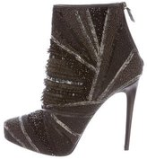 Barbara Bui Embellished Ankle Boots