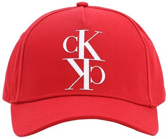 Calvin Klein Jeans Ck Cotton Baseball Hat