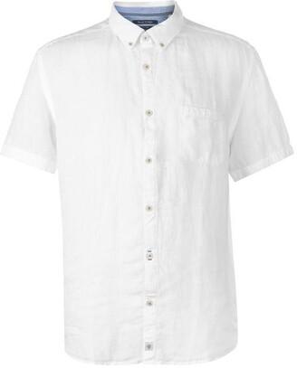 Marc O'Polo Marc O Polo Short Sleeve Linen Shirt Mens