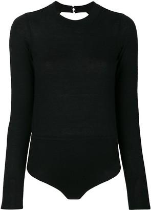 Le Kasha Cashmere Bodysuit