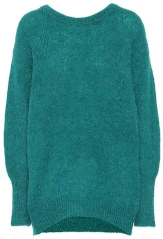 Schumacher Dorothee Cosy Cool mohair-blend sweater