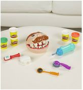 Play-Doh doctor drill and fill