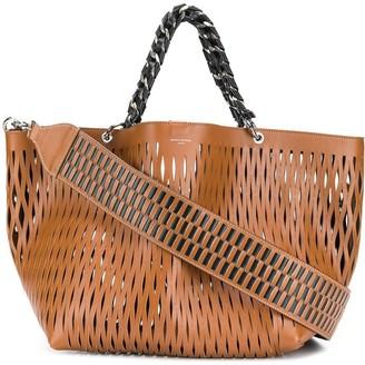 Sonia Rykiel Cut-Out Tote Bag