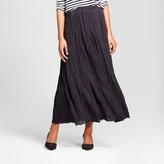 Zac & Rachel Women's Crinkled Woven Maxi Skirt