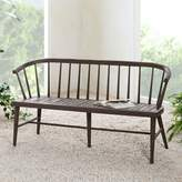west elm Dexter Outdoor Bench