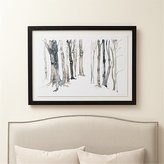 Crate & Barrel Hidden Path Print