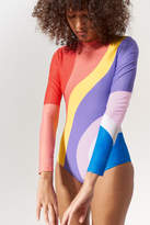 Mara Hoffman Exclusive Uri Surf Suit