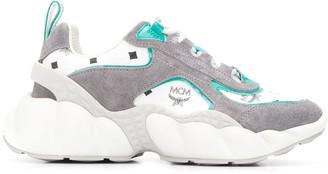 MCM Himmel Visetos sneakers