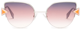 Fendi Rainbow cat-eye sunglasses