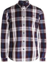 Fred Perry Bold Tartan Check Shirt
