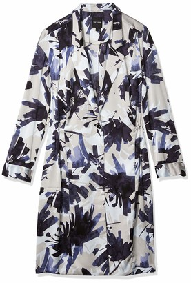 Nic+Zoe Women's Inky Flowers Jacket