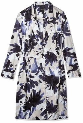 Nic+Zoe Women's Petite Inky Flowers Jacket