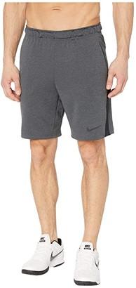 Nike Dry Shorts 5.0 Plus (Black/Iron Grey/Heather/Black) Men's Shorts