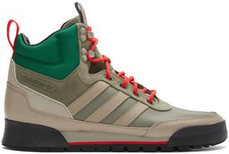adidas Khaki Baara Boot Sneakers