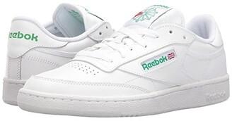 Reebok Club C 85 (Int/White/Green) Men's Shoes