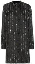 Isabel Marant Gaia Printed Silk Dress