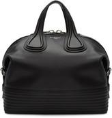 Givenchy Black Medium Biker Nightingale Bag