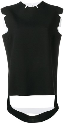 Maison Margiela Structured Tank Top