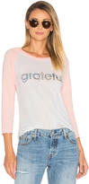 Spiritual Gangster Grateful Long Sleeve Tee
