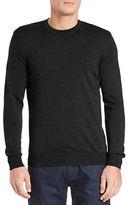 Black Brown 1826 Merino Wool Sweater