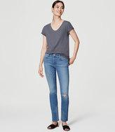 LOFT Modern Skinny Jeans in Medium Light Authentic Wash