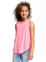 Old Navy Tulip-Hem Tunic Tank for Girls
