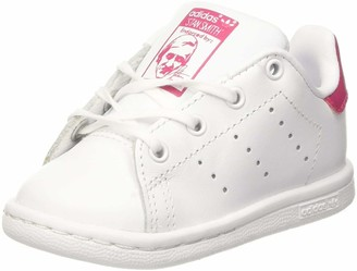 adidas Unisex Babies Stan Smith I Gymnastics Shoes
