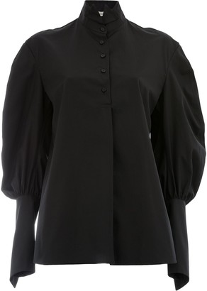 aganovich Puff Sleeve Shirt