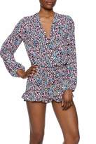 Eight Sixty Zoe Floral Romper