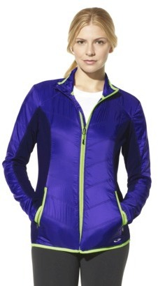 Champion C9 by Women's Full Zip Quilted Front Jacket - Assorted Colors