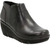 Clarks 'Clarene Sun' Wedge Boot (Women)