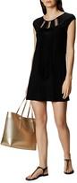 Karen Millen Fringed Mini Dress
