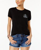 Volcom Juniors' River Party Logo Graphic T-Shirt